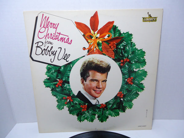 Bobby Vee - Merry Christmas From Bobby Vee