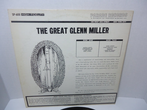 Freddy Sateriale And His Orchestra ‎– The Great Glenn Miller: A Musical Tribute to His Orchestra Style