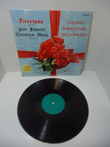Irwin Kostal Conducting The Firestone Orchestra And Chorus LP