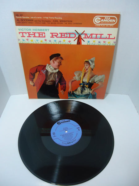 Victor Herbert - The Red Mill LP