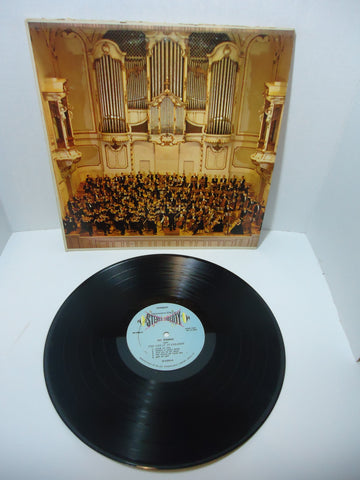 101 Strings ‎– Play The World's Great Standards LP