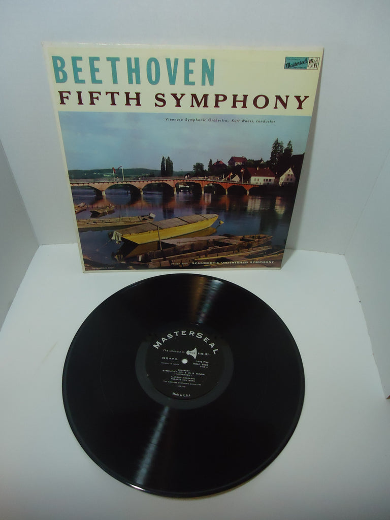 Beethoven / Schubert ‎– Fifth Symphony / Symphony No.8 LP