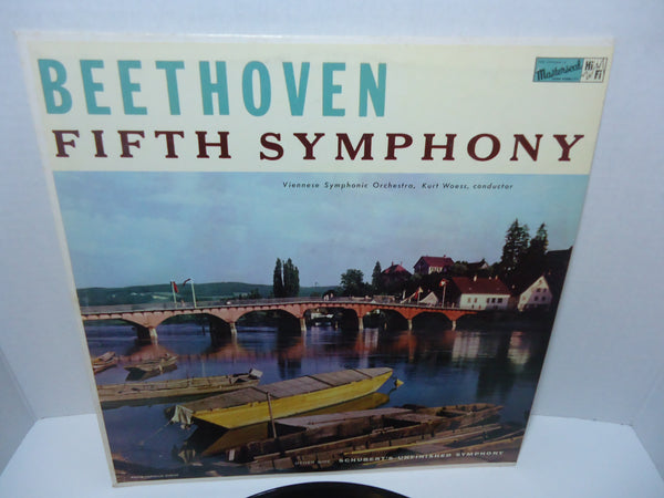 Beethoven / Schubert ‎– Fifth Symphony / Symphony No.8