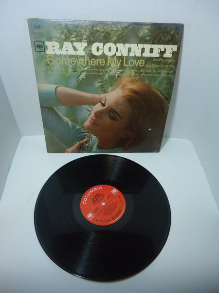 Ray Conniff And The Singers ‎– Somewhere My Love LP