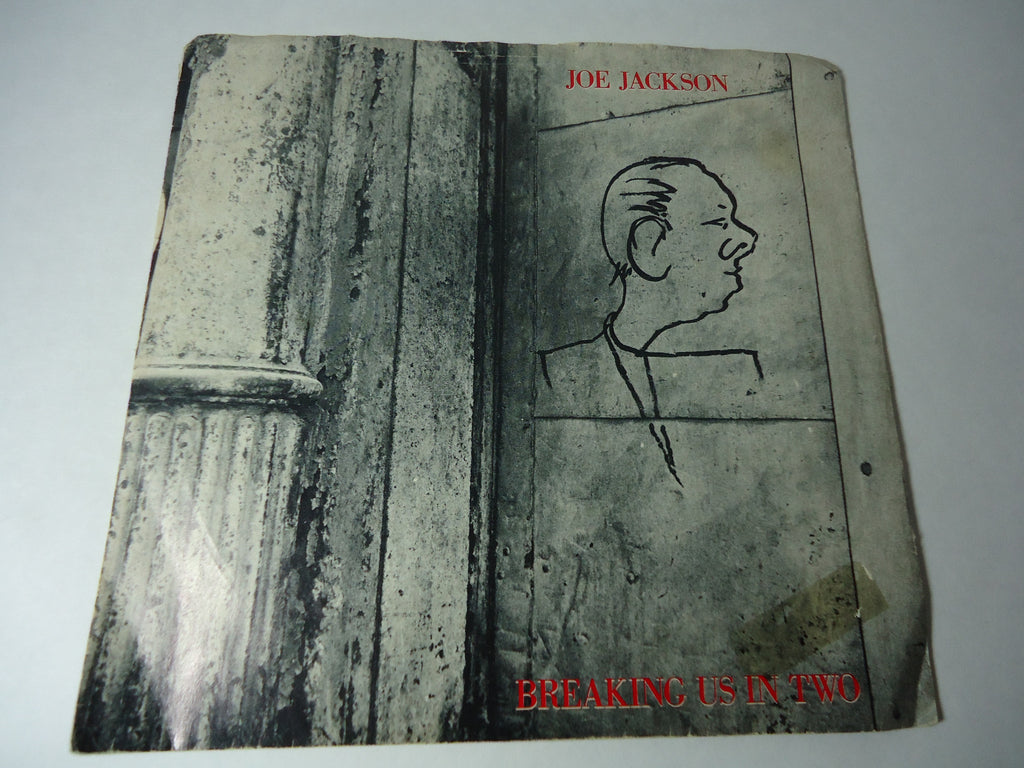 Joe Jackson - Breaking Us In Two / Target