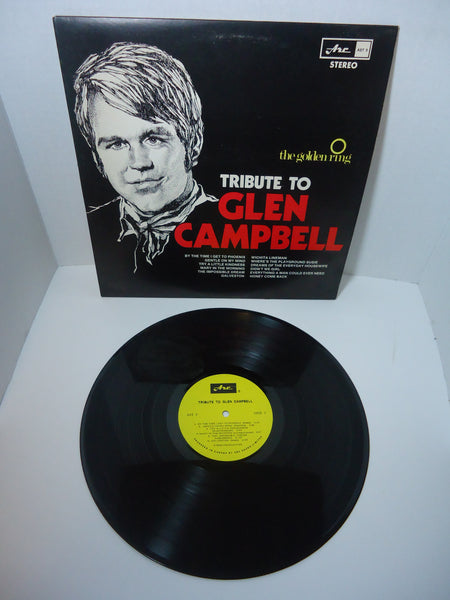 The Golden Ring ‎– Tribute To Glen Campbell LP