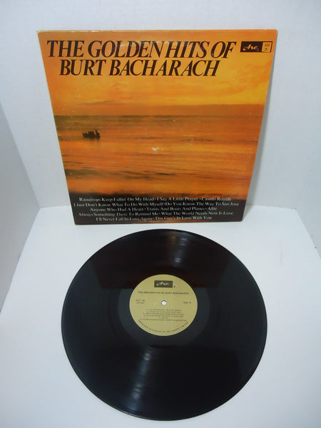 Burt Bacharach ‎– The Golden Hits Of Burt Bacharach LP