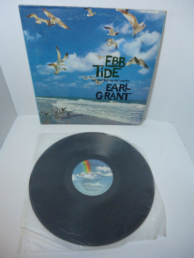Earl Grant ‎– Ebb Tide And Other Instrumental Favorites [Reissue] LP