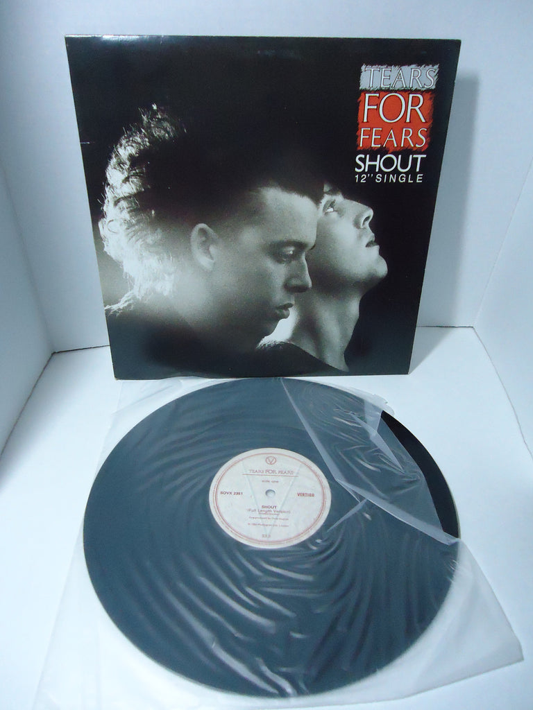 "Tears For Fears - Shout [12"" Single]"
