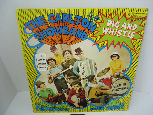 The Carlton Showband ‎– At The Pig And Whistle