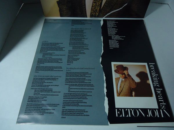 Elton John - Breaking Hearts