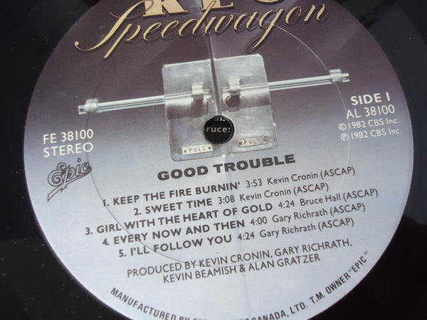 REO Speedwagon ‎– Good Trouble