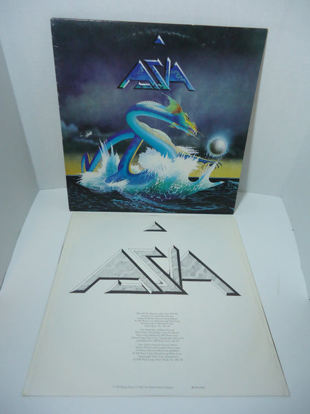 Asia  – S/T Self Titled LP