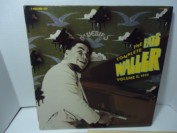 Fats Waller - The Complete Vol. II 1935 [Double Gatefold Mono LPs]