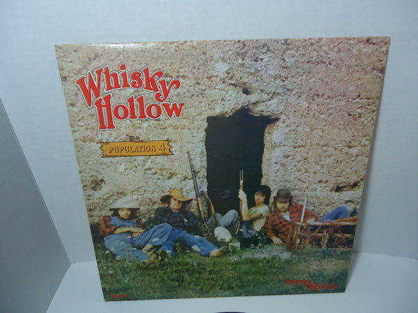 Whisky Hollow ‎– Population 4