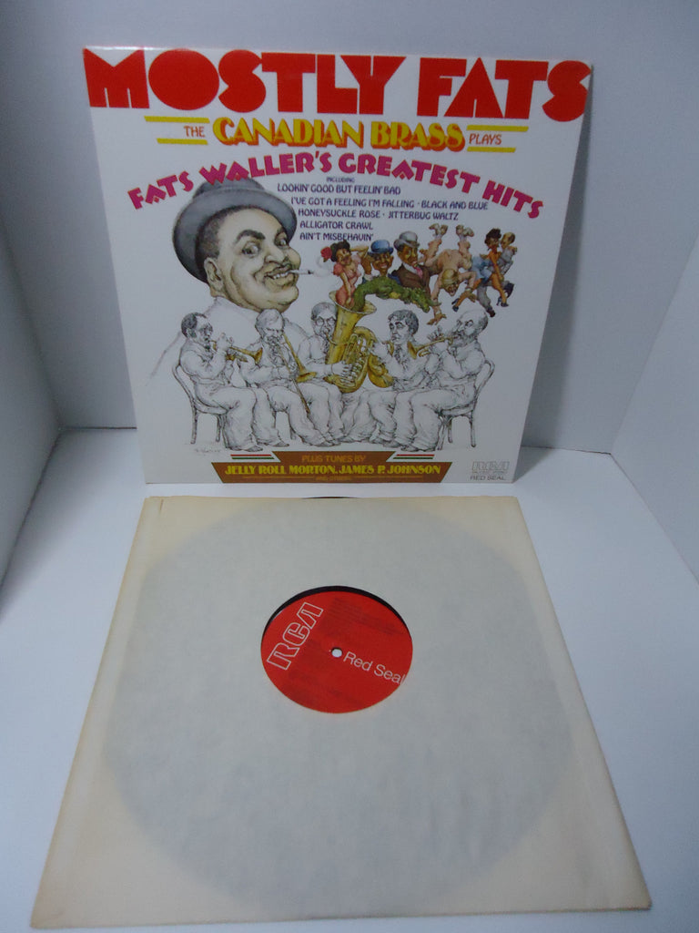 Mostly Fats - The Canadian Brass Plays Fats Waller's Greatest Hits