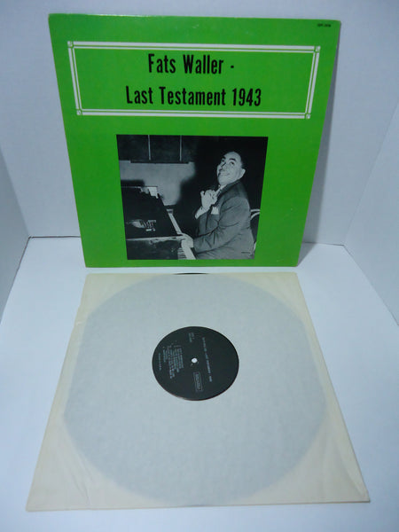 Fats Waller - Last Testament 1943