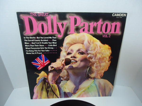 Dolly Parton ‎– The Great Dolly Parton Vol. 2