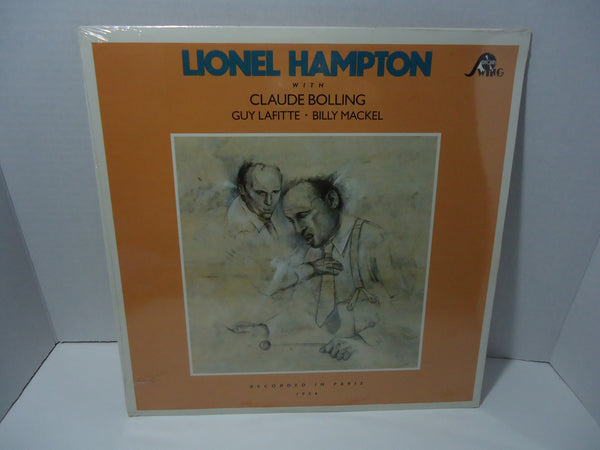 Lionel Hampton - In Paris 1956 [Sealed]