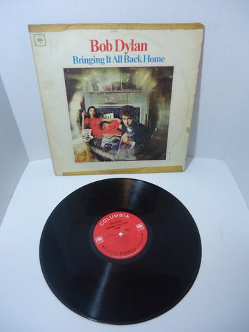 Bob Dylan ‎– Bringing It All Back Home [Mono] LP