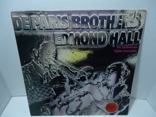 De Paris Brothers Edmond Hall - Jimmy Ryan's & The Cafe Uptown
