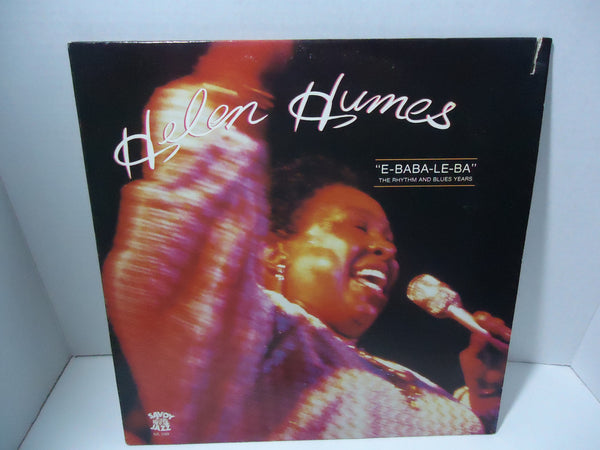 Helen Humes - E-baba-le-ba: The Rhythm And Blues Years
