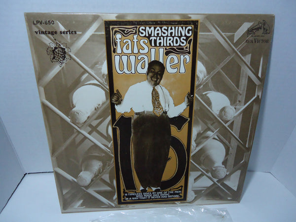 Fats Waller - Smashing Thirds [Mono Reissue Remastered]
