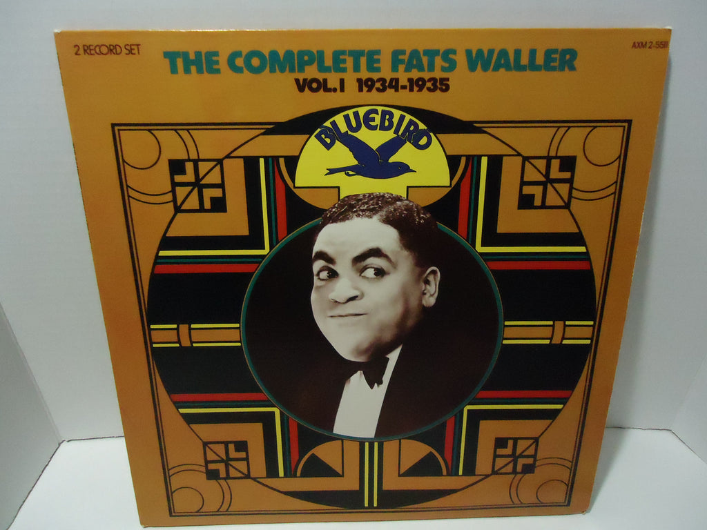 The Complete Fats Waller - Vol. 1 1934 - 1935 [Gatefold Double LP]