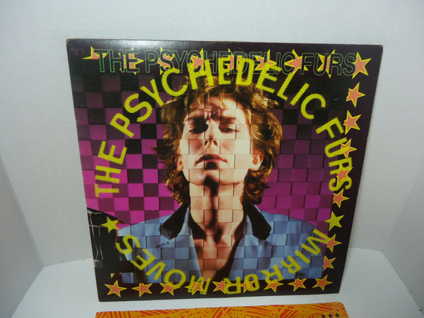 The Psychedelic Furs ‎– Mirror Moves