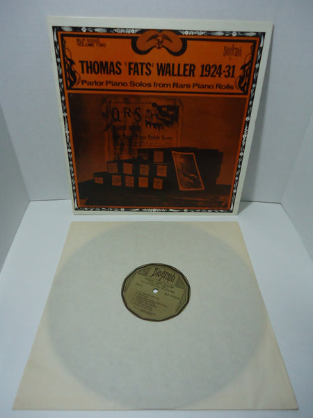 Thomas 'Fats' Waller - Parlor Piano Solos 1923-24