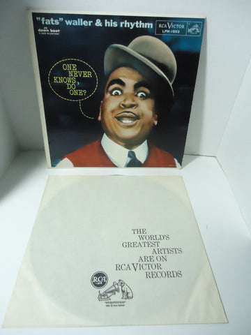 Fats Waller & His Rhythm - One Never Knows Do One