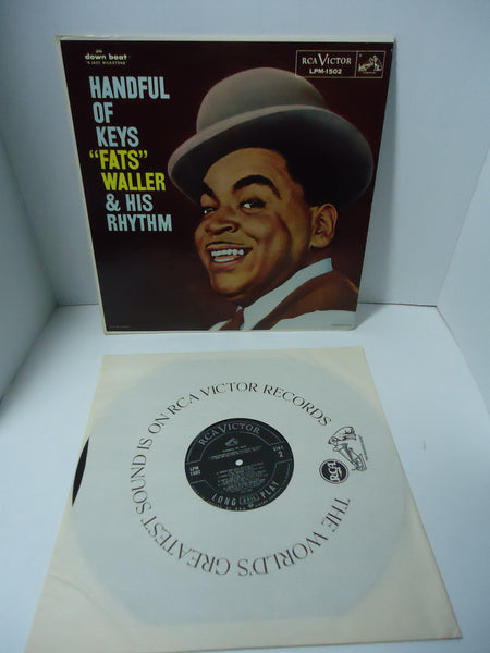 Fats Waller & His Rhythm - Handful of Keys