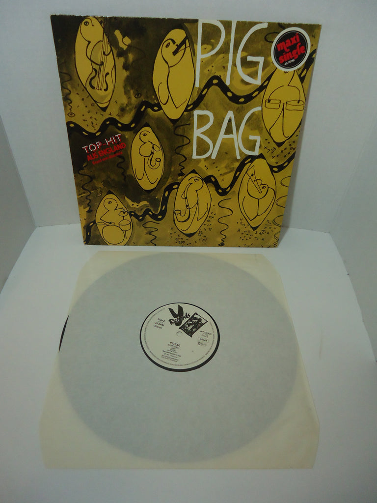 Pigbag ‎– Papa's Got A Brand New Pigbag [12' Maxi Single] [Import] LP