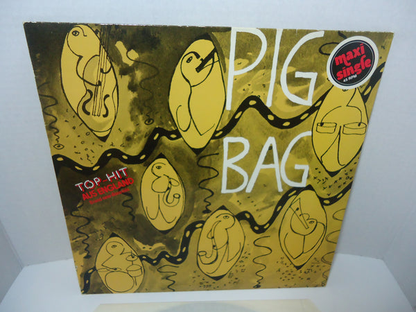 Pigbag ‎– Papa's Got A Brand New Pigbag [12' Maxi Single] [Import]