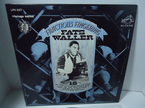 Fats Waller - Fractious  [Mono]