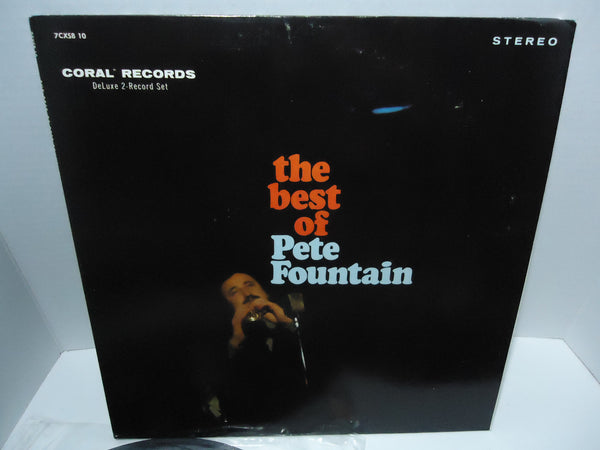 Pete Fountain - The Best Of [Double LP]