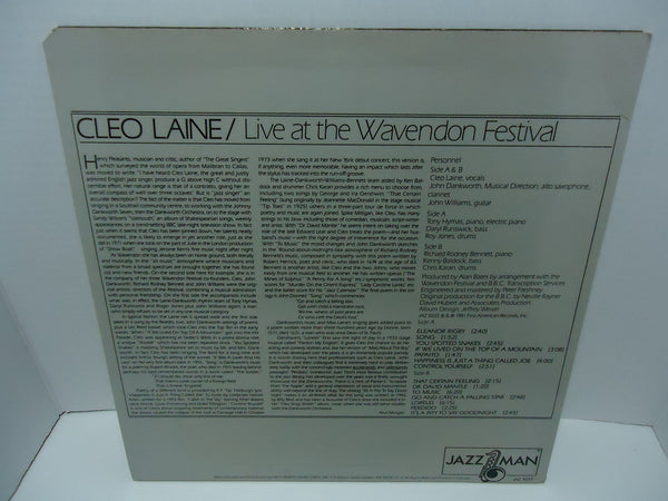 Cleo Laine - Live At The Wavendon Festival