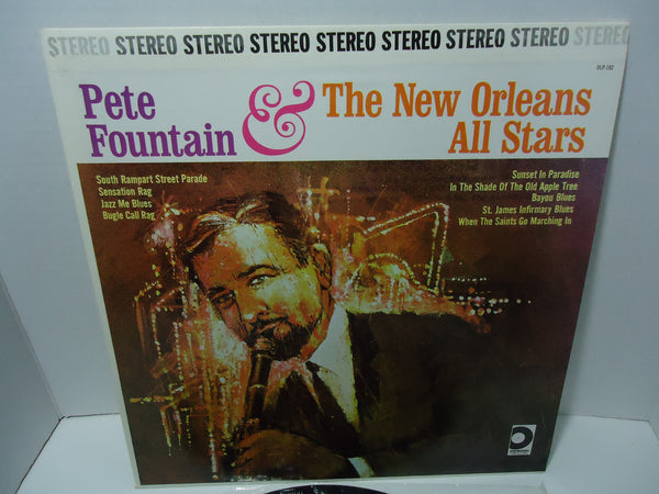 Pete Fountain & The New Orleans All Stars