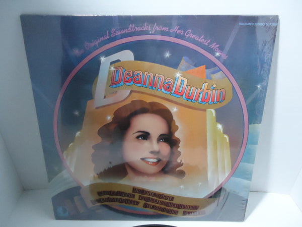 Deanna Durbin - Original Soundtracks From Her Greatest Movies