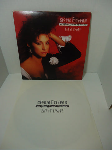 Gloria Estefan And Miami Sound Machine ‎– Let It Loose LP