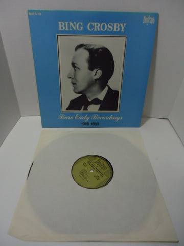 Bing Crosby - Rare Early Recordings 1929-1933