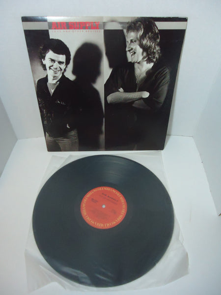 Air Supply ‎– Love And Other Bruises LP