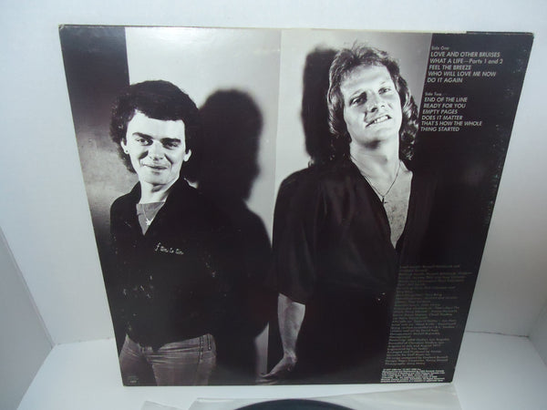 Air Supply ‎– Love And Other Bruises