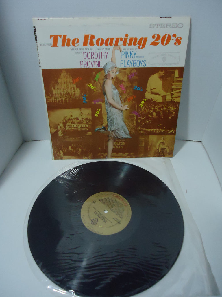 Dorothy Provine - Music From The Roaring 20s