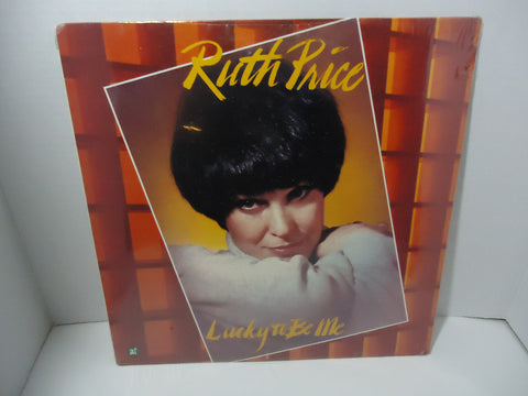 Ruth Price - Lucky To Be Me [Sealed]