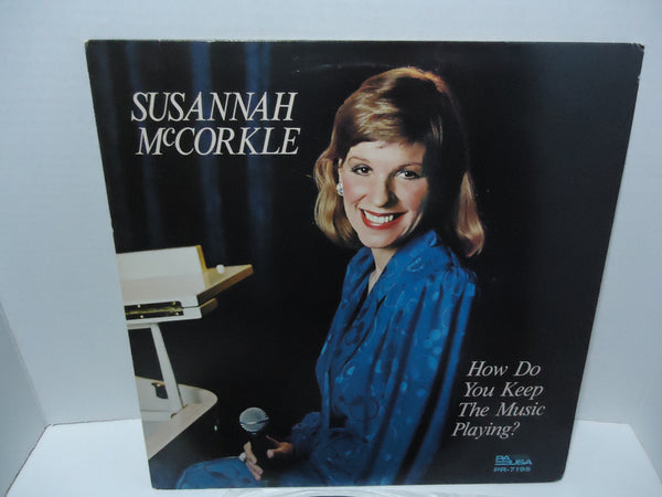 Susannah McCorkle - How Do You Keep The Music Playing