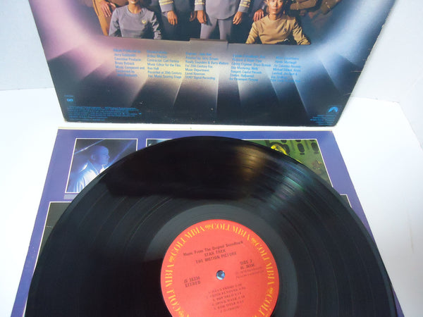 Jerry Goldsmith ‎– Star Trek: The Motion Picture Soundtrack