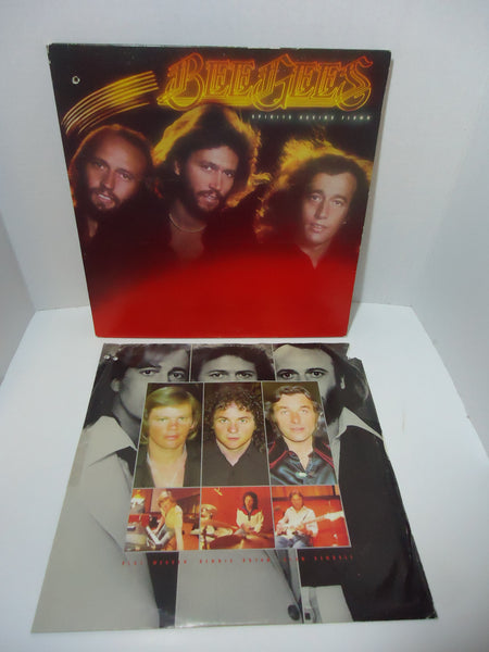 Bee Gees ‎– Spirits Having Flown [Gatefold] LP