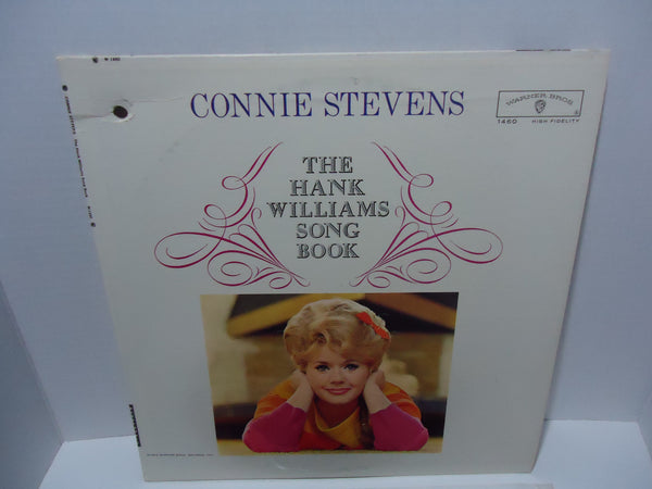 Connie Stevens - Hank Williams Song Book [Mono]
