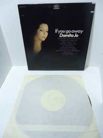 Damita Jo - If You Go Away